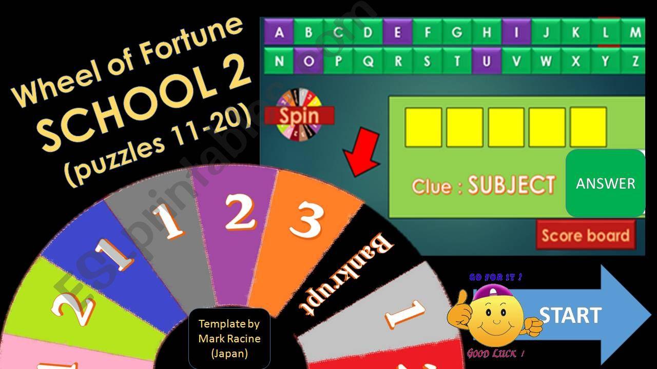 Game_Wheel of Fortune_SCHOOL_Part 2