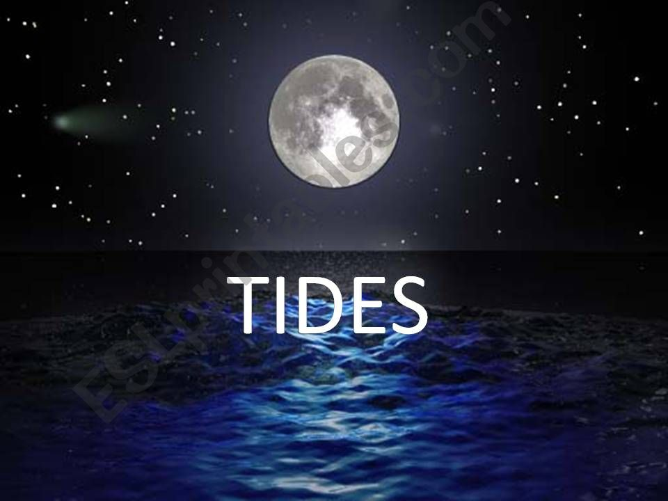 tides powerpoint