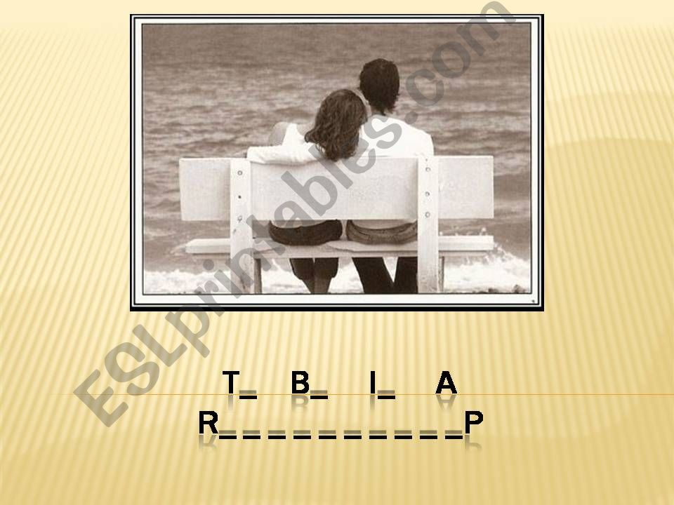 Relationships powerpoint