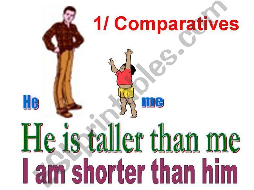comparison powerpoint
