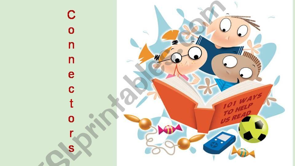 Connectors powerpoint