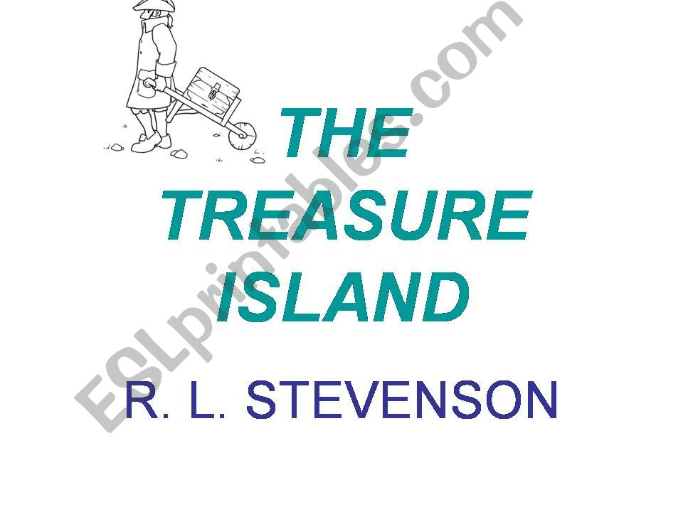 TREASURE ISLAND BY L. STEVENSON