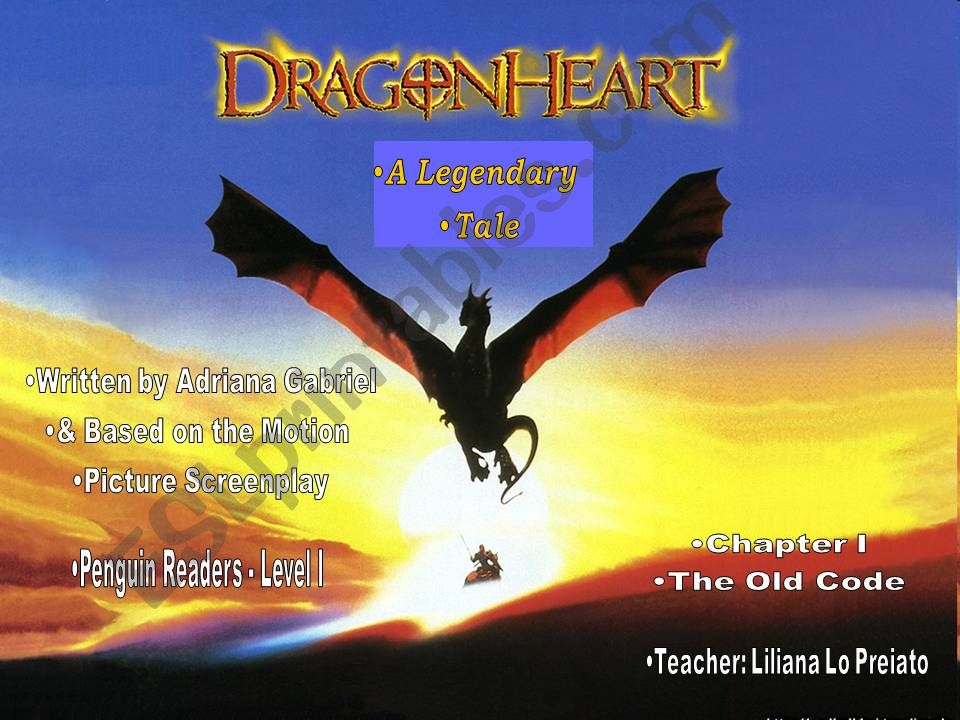 Dragonheart  powerpoint