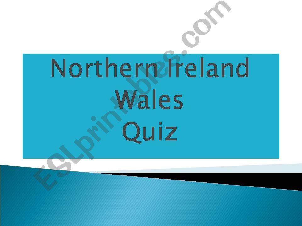 Northern Ireland powerpoint