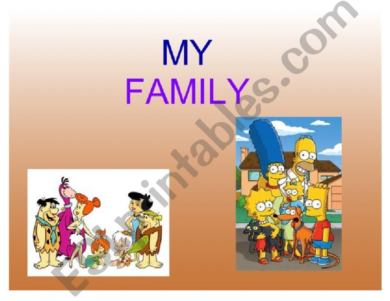 Family powerpoint