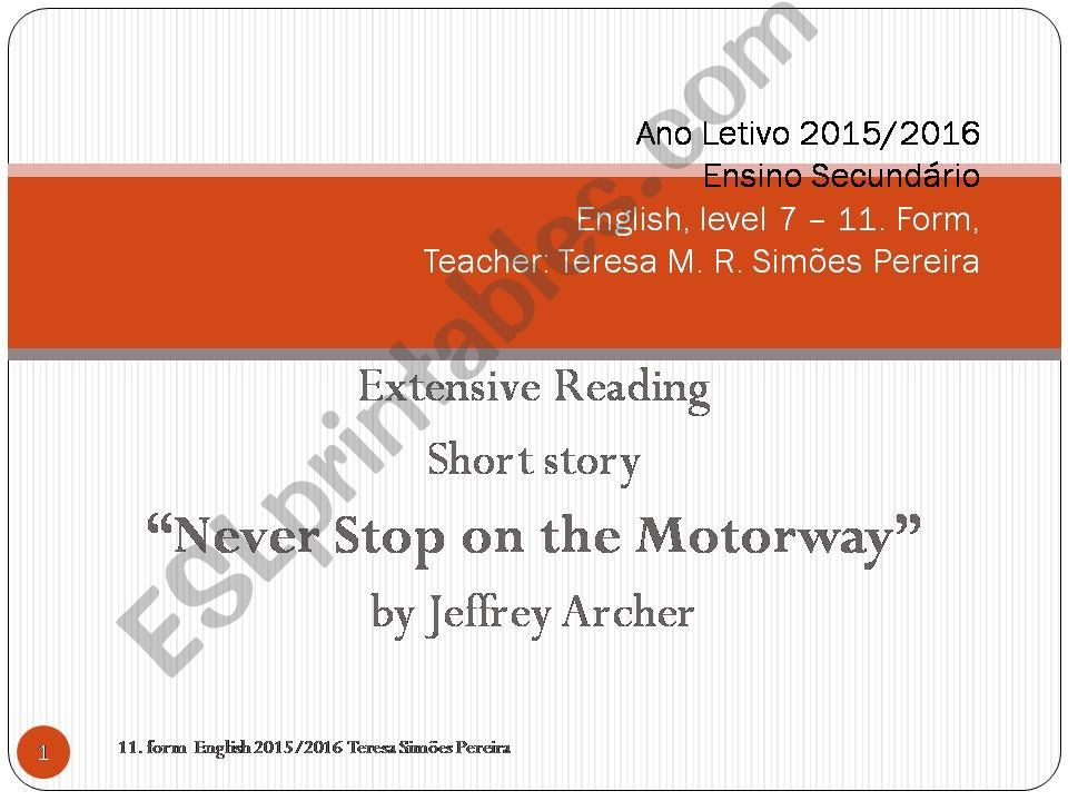 Pre-reading activities on