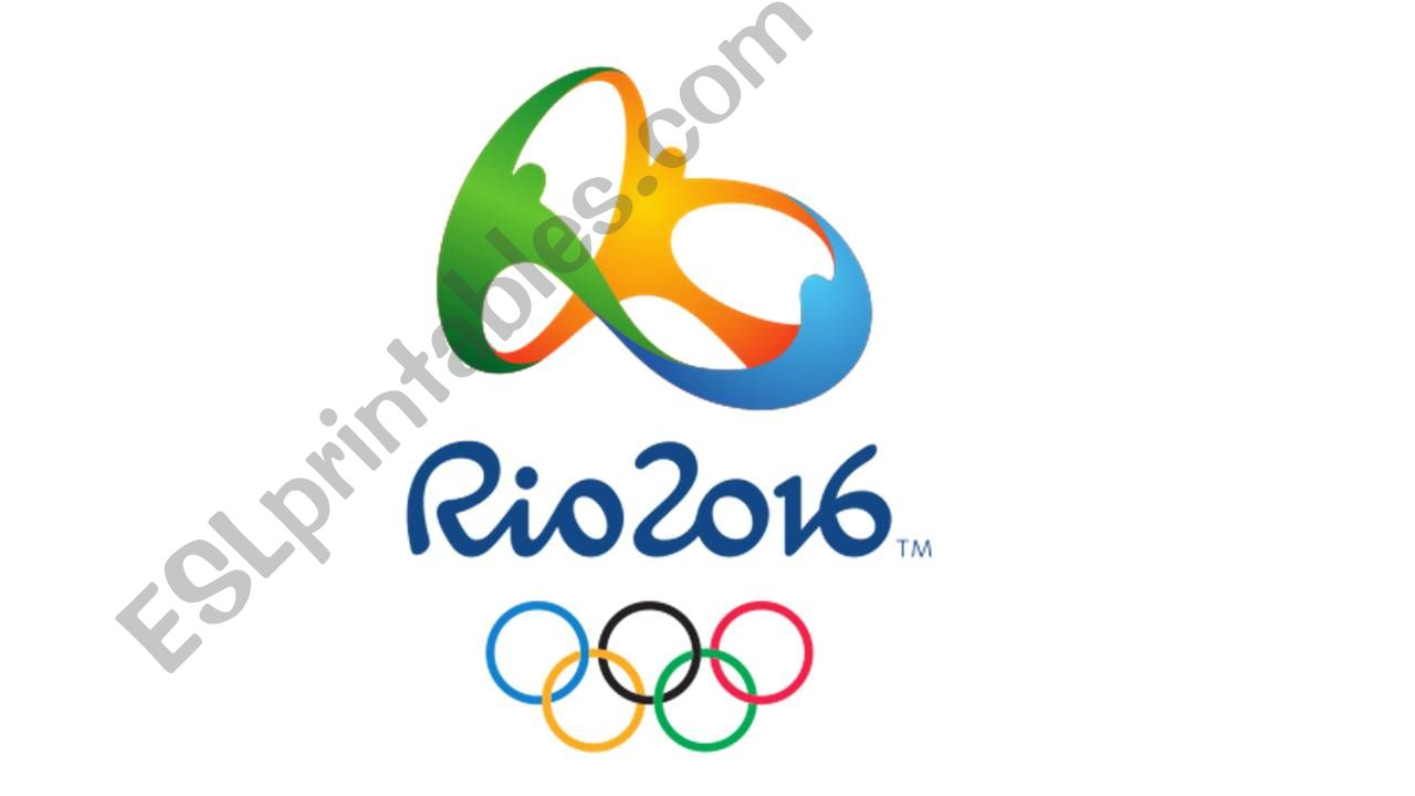 Rio Olympics Overview powerpoint