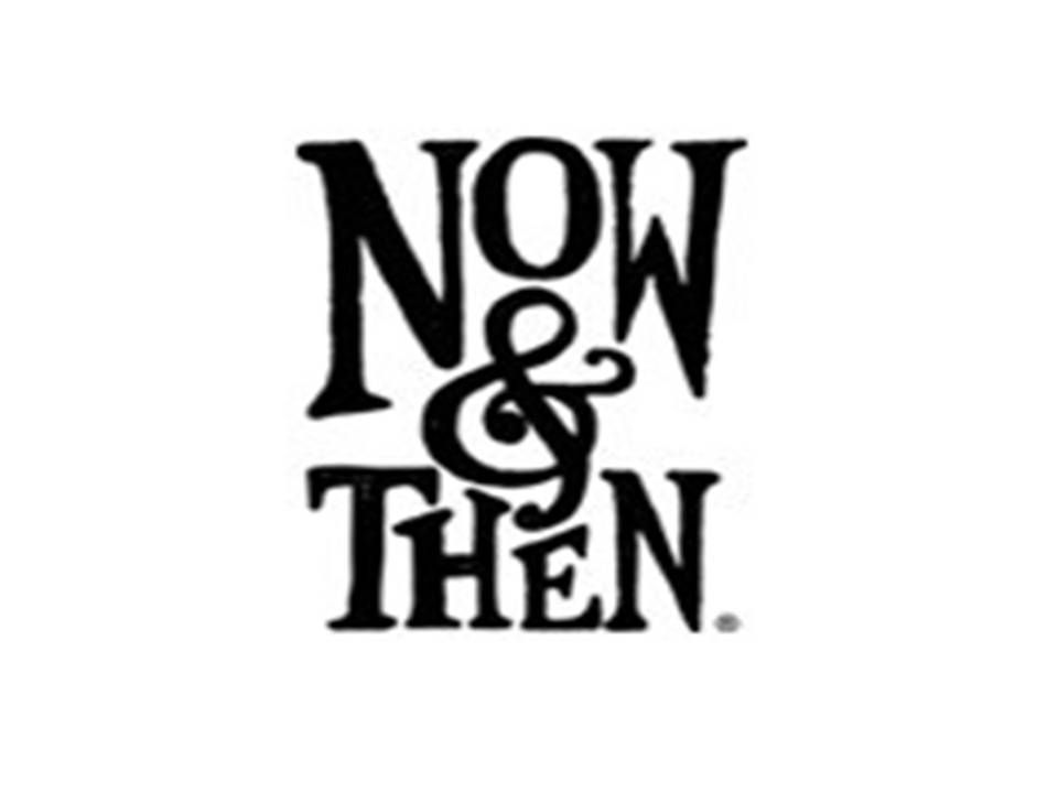 Now and then  powerpoint