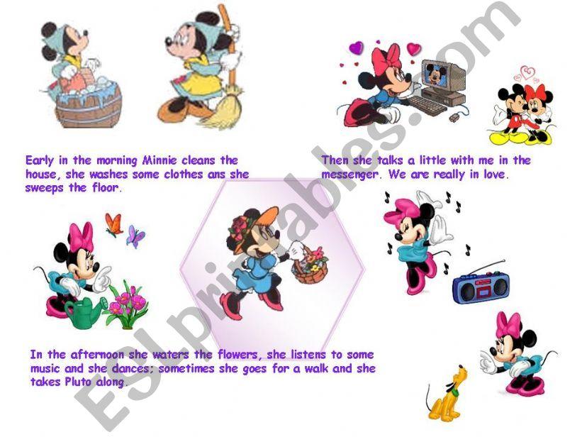 Disney Routine number 2 powerpoint