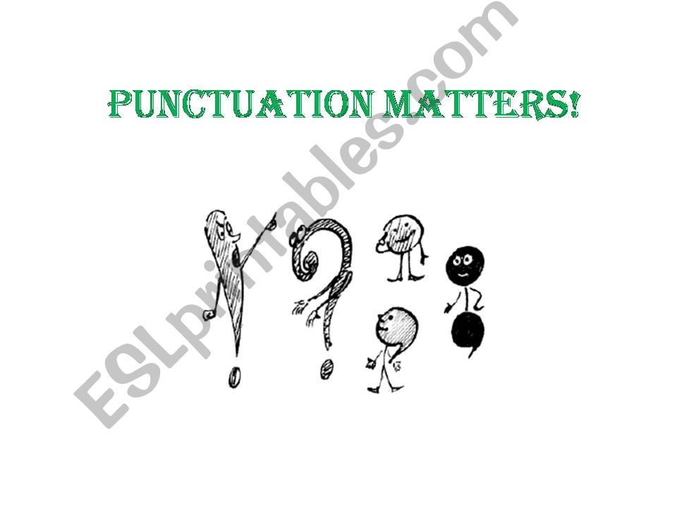 Punctuation, Valentine´s Day powerpoint