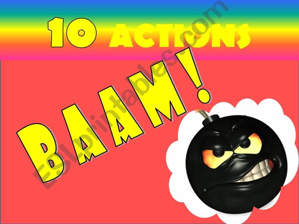 Baam Game for preschoolers-part I