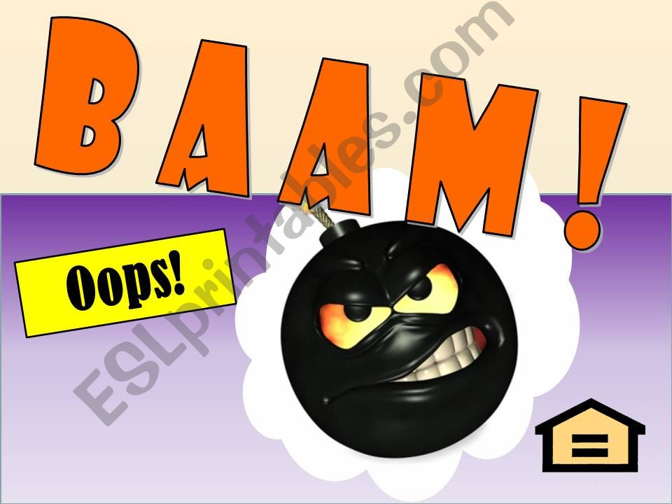 Baam Game for preschoolers-part II