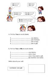 English Worksheet: Grade 3 Grammar