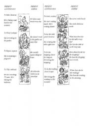 English Worksheet: Household 1