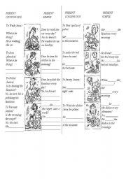 English Worksheet: Household 2