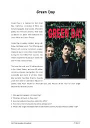 The Boulevard of the broken dreams by  Green Day