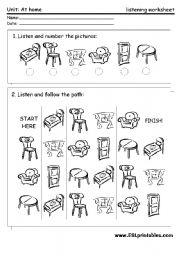 Esl Listening Activities For Beginners