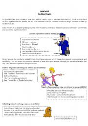 English Worksheets: Inviting People: Weekly Schedule Flash-cards - Speaking