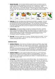 English Worksheets: fun filler 4