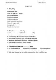 Printables High School Worksheets english teaching worksheets high school musical musical