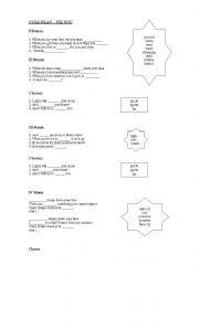Song: Fix you by Coldplay - ESL worksheet by danis
