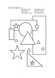 english worksheets the shapes worksheets page 13. Black Bedroom Furniture Sets. Home Design Ideas
