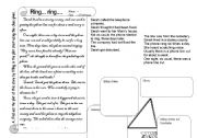English Worksheets: plot test