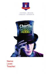 English Worksheets: Charlie and the chocolate Factory