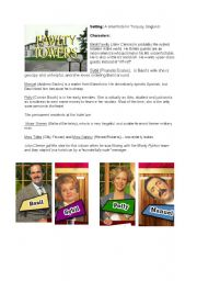 Creating a Sitcom: Fawlty Towers