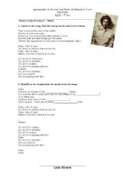 English Worksheets: Relax