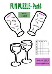 English Worksheets: Combine the words