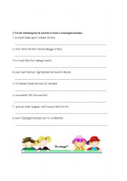 English Worksheets: Learn More About Mr Fox