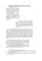 English Worksheets: moulin rouge-paris