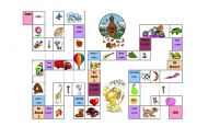 English Worksheet: ESL GAMES
