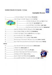 interrogative pronouns worksheet - Free ESL printable worksheets ...