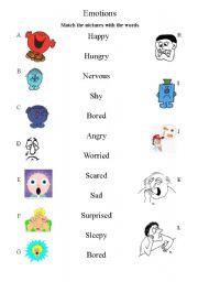 Personality quiz esl