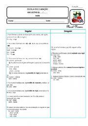 English Worksheets: Plural of nouns