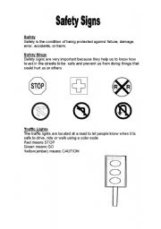 math worksheet : safety sign worksheets free  worksheets for education : Safety Worksheets For Kindergarten
