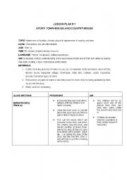 English Worksheet: STORYTELLING  LESSON PLANS