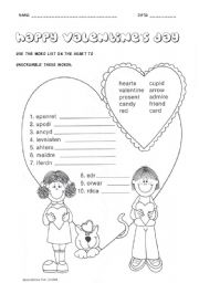 Printables Carson-dellosa Worksheets esl kids worksheets happy day english worksheet day