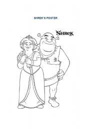 English Worksheets: Film Activity_Shrek
