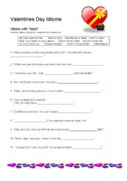 english teaching worksheets valentines. Black Bedroom Furniture Sets. Home Design Ideas