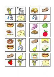 English Worksheets: Food survey (2/5)