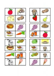 English Worksheet: Food survey (3/5)