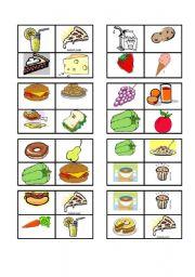 English Worksheets: Food survey (5/5)