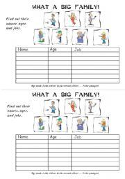 English teaching worksheets: Detective game