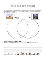 English Worksheets: animals pets