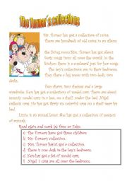 English Worksheets: The Turners collection