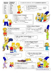 plurals vs possessives worksheets