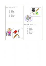 English Worksheets: Role Play